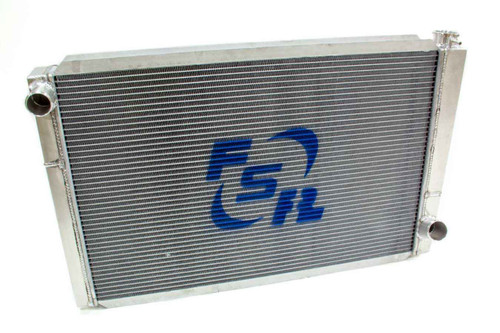 Fsr Racing 3119T2 Radiator Chevy Triple Pass 31x19