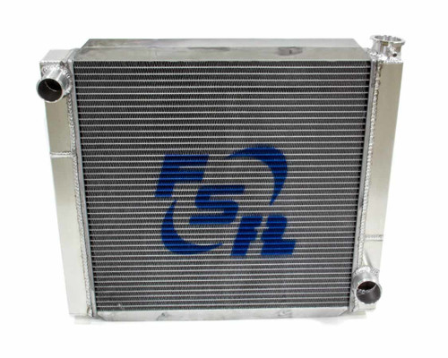 Fsr Racing 2219T2 Radiator Chevy Triple Pass 22x19