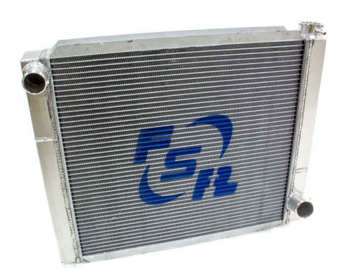 Fsr Racing 2419T2 Radiator Chevy Triple Pass 24x19