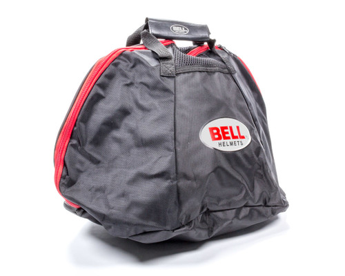 Bell Helmets 2120012 Helmet Bag Black Fleece