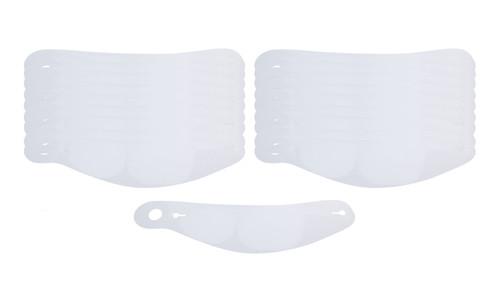 Bell Helmets 2030013 Thin Tear Offs 2mil 20pk 281/288 Shield
