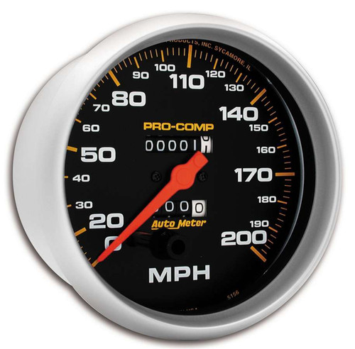 Autometer 5156 Pro Comp Speedometer