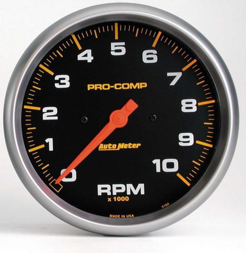 Autometer 5160 10000 Rpm Pro-Comp Tach.