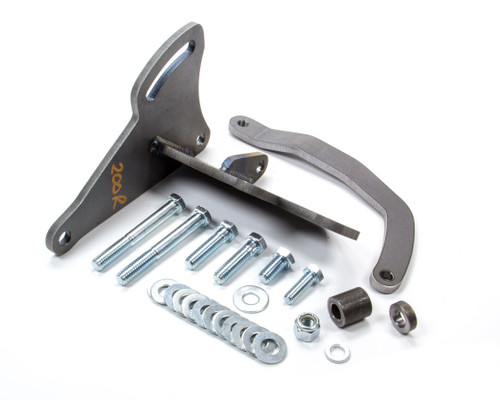 Alan Grove Components 200R Alt.Bracket SBC Short Pump Pass.Side High Mt.