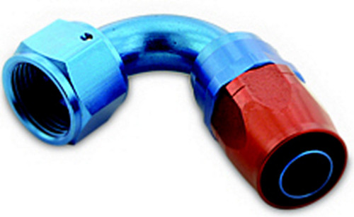 A-1 Products 01206 Hose End #6 120 Degree Swivel