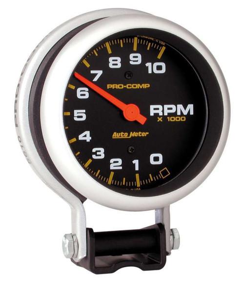 Autometer 5610 3-3/4in Pro-Comp Tach 10000 RPM