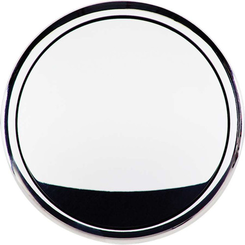 Billet Specialties 32120 Polished Horn Button Smooth