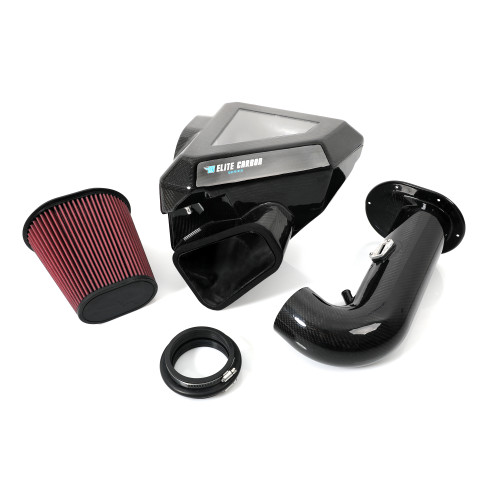 Cold Air Inductions 501-5001 Cold Air Intake 16- Camaro SS 6.2L Carbon