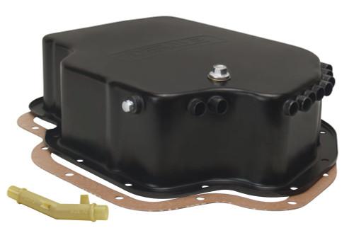 Derale 14202 Black Trans Pan GM TH400 Deep Pan
