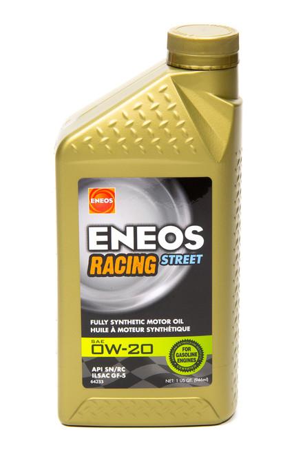Eneos 3901-300 Racing Street 0w20 1 Qt