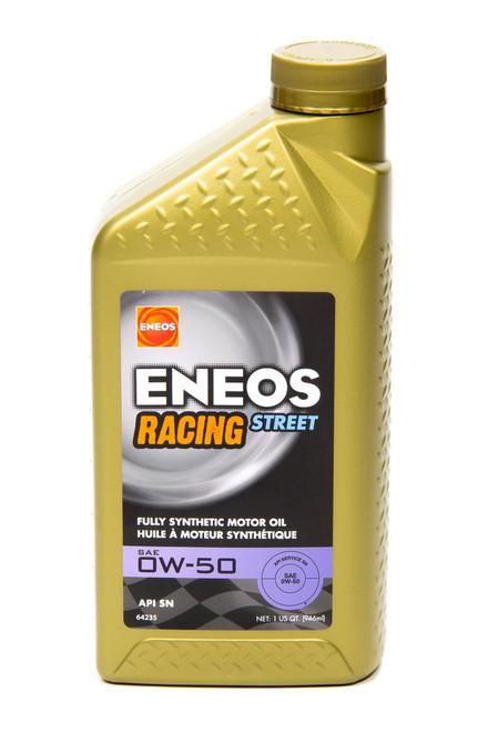 Eneos 3902-300 Racing Street 0w50 1 Qt