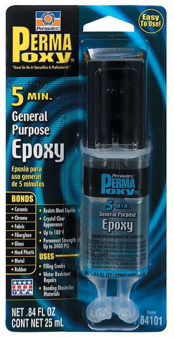 Permatex 84101 Quick Set Epoxy