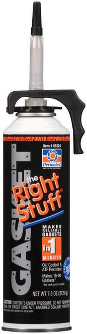 Permatex 85224 Powerbead Right Stuff Gasket Maker 7.5oz Can