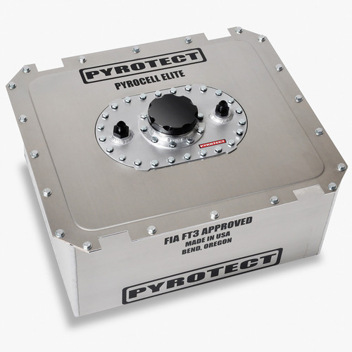 Pyrotect MSPE122-A Fuel Cell 22 Gallon Angled Bottom Alum Can