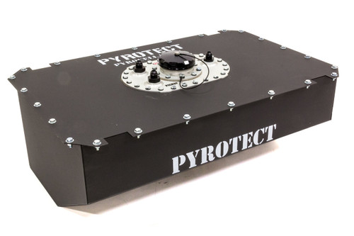 Pyrotect PT118 Fuel Cell 18 Gallon Touring Angled Steel