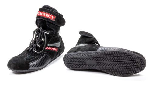Pyrotect X48100 Shoe High Top Size 10 Black SFI-5
