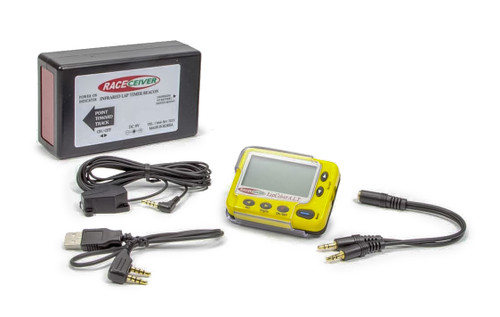 Raceceiver LAP-ALT-101PK Audible LapCeiver Kit w/ IR Beacon