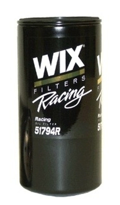 Wix Racing Filters 51794R Performance Oil Filter 13/16 -16  8in Tall