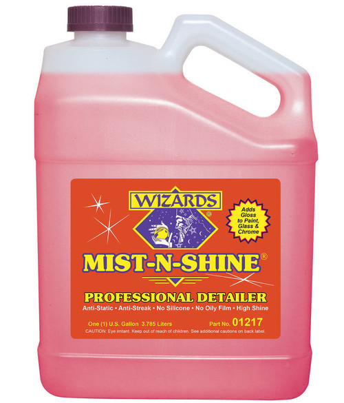 Wizard Products 01217 Mist-N-Shine 1 Gallon