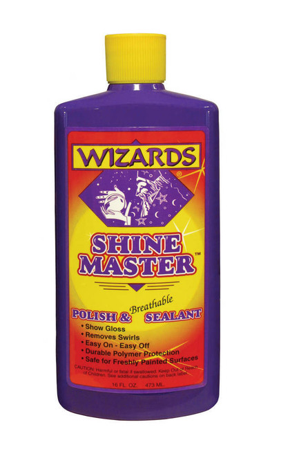 Wizard Products 11033 Shine Master 16oz.