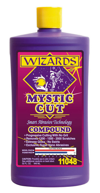 Wizard Products 11048 Mystic Cut Compound 32oz