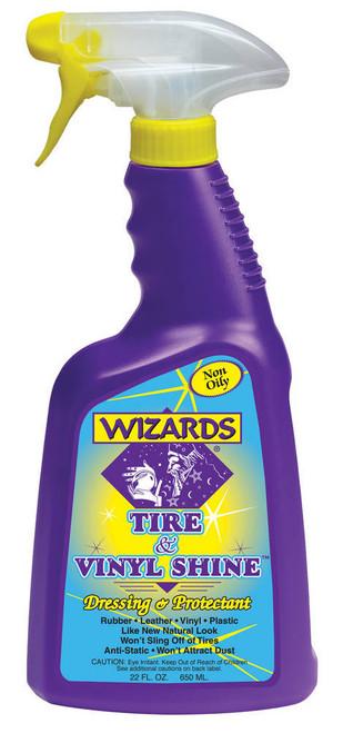 Wizard Products 11055 Tire & Vinyl Shine 22oz.