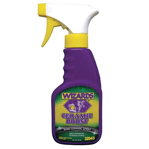 Wizard Products 32043 Ceramic Boost Nano Ceramic Spray 8oz