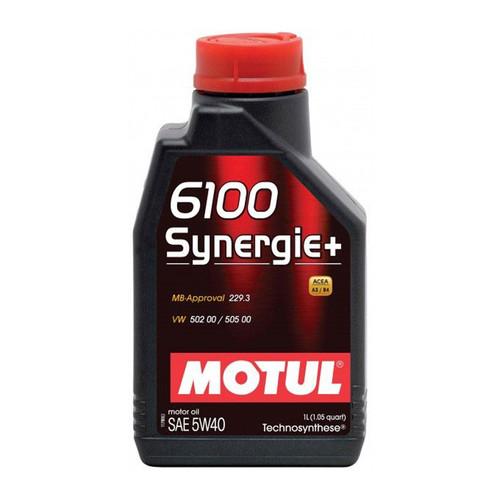 Motul Usa 107975 6100 Synergie+ 5w40 1 Liter