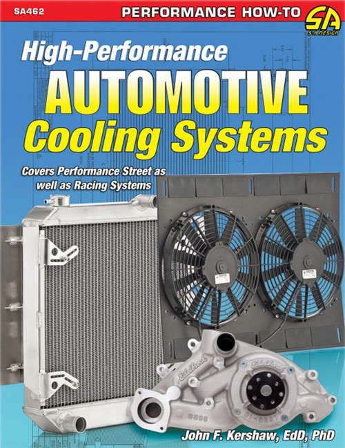 S-A Books SA462 High-Performance Automot ive Cooling System