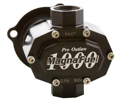 Magnafuel/Magnaflow Fuel Systems MP-4205-BLK Belt Drive Fuel Pump Pro Outlaw 1000 Black