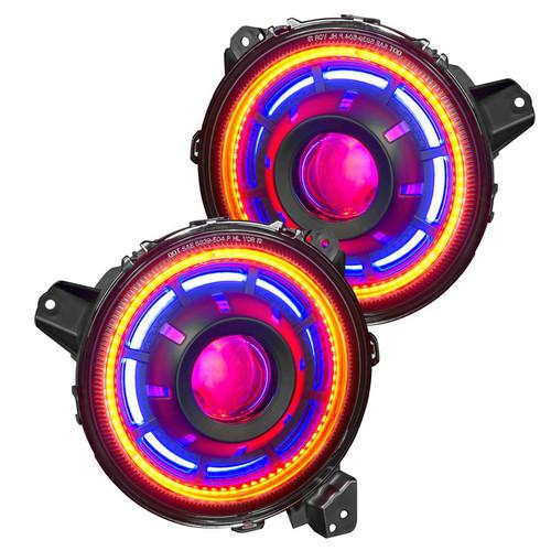 Oracle Lighting 5839-334 18-   Jeep JL / JT LED Bi-LED Headlight Kit