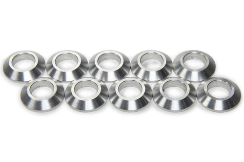 Mpd Racing 41005 1in Cone Spacer 10 pack Aluminum - Plain
