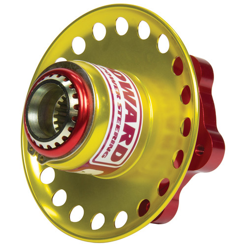 Woodward Machine QRAN697-1R Quick Release Bolt-On Red