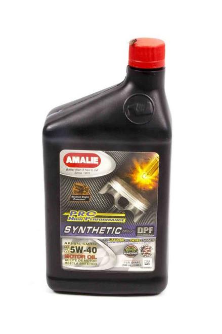 Amalie 65696-56 PRO HP Syn Blend 5w40 Oil 1Qt