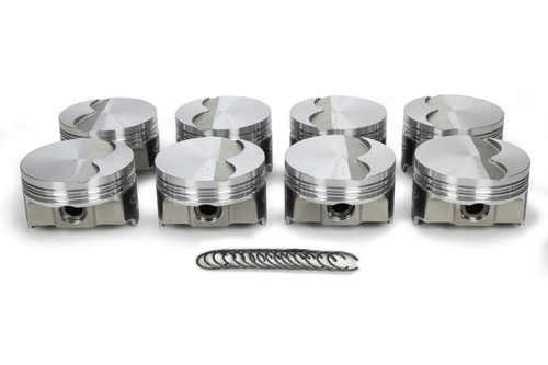 Icon Pistons IC9985C.020 LS 5.3L FT Forged Piston Set 3.800 Bore