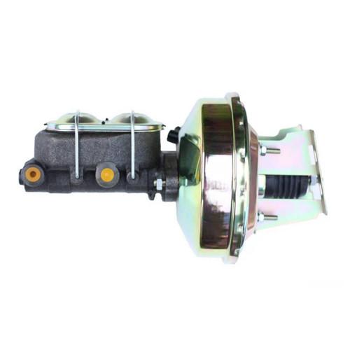 Leed Brakes 3Q1 9in Brake Booster Zinc 1-1/8in Bore MC