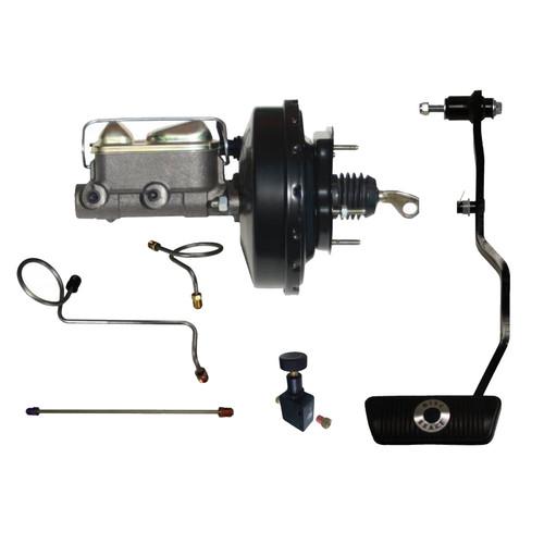 Leed Brakes FC0004HK Hydraulic Kit - Power Br akes 67-70 Mustang