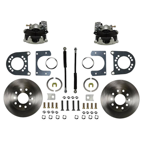 Leed Brakes RC0001 Rear Disc Brake Conversi on Ford 8in & 9in