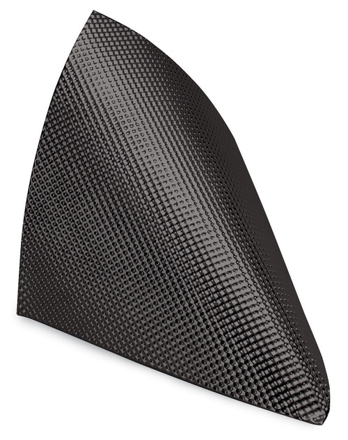 Design Engineering 050549 Floor & Tunnel Shield Black 42in x 48in