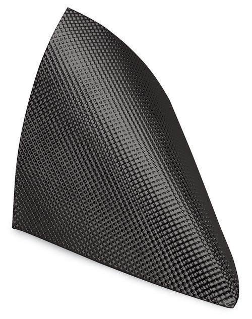 Design Engineering 050552 Floor & Tunnel Shield Black 21in x 48in