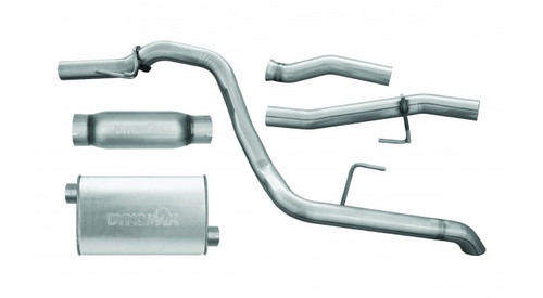 Dynomax 39541 20-   Jeep Gladiator Cat Back Exhaust Kit