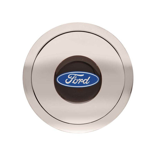 Gt Performance 11-1121 GT9 Horn Button Ford Logo Color Emblem