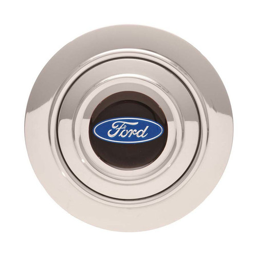 Gt Performance 11-1241 GT9 Horn Button Ford Logo Color Emblem