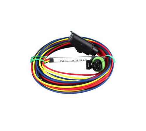 Racepak 280-CA-HARNPV1 Wiring Harness - Power Sportsman/Tach/Record