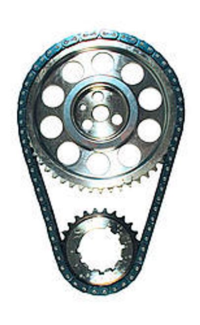 Jp Performance 5605-LB5 SBF Billet Double Roller Timing Set