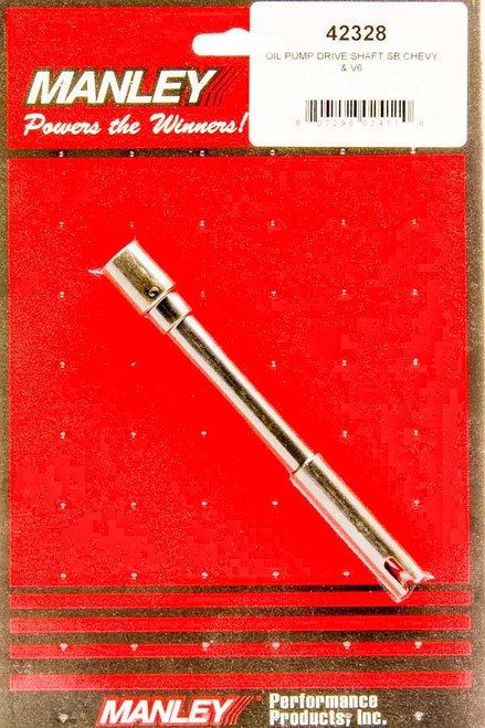 Manley 42328 SB Chevy Oil Pump Shaft