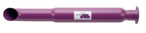Flowtech 50231 Purple Hornie Muffler - 3.00in