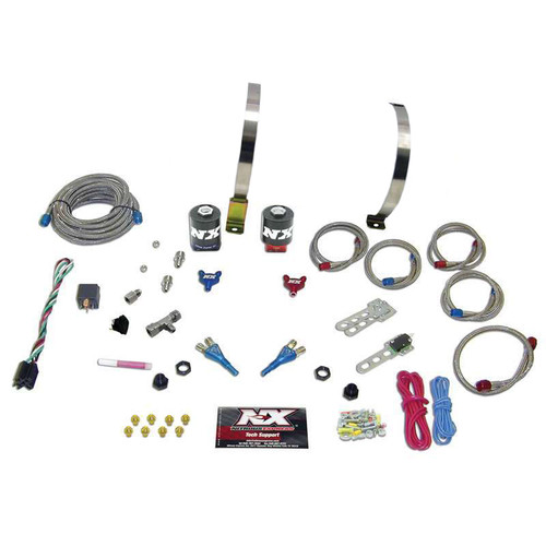 Nitrous Express 20218-00 GM TBI Nitrous Kit - Without Bottle