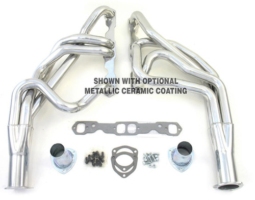 Patriot Exhaust H8050 Exhaust Header Set SBC 55-57 Passenger Car