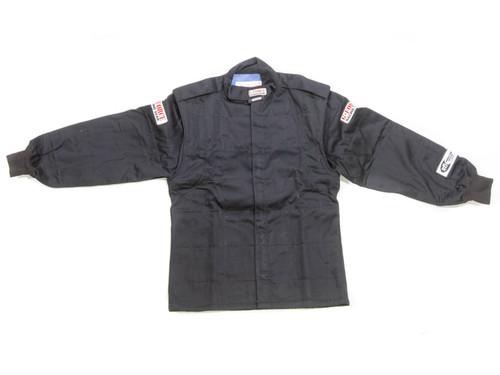 G-Force 4526LRGBK GF525 Jacket Large Black